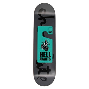Chocolate Door Hangers Berle Skateboard Deck - 8.375