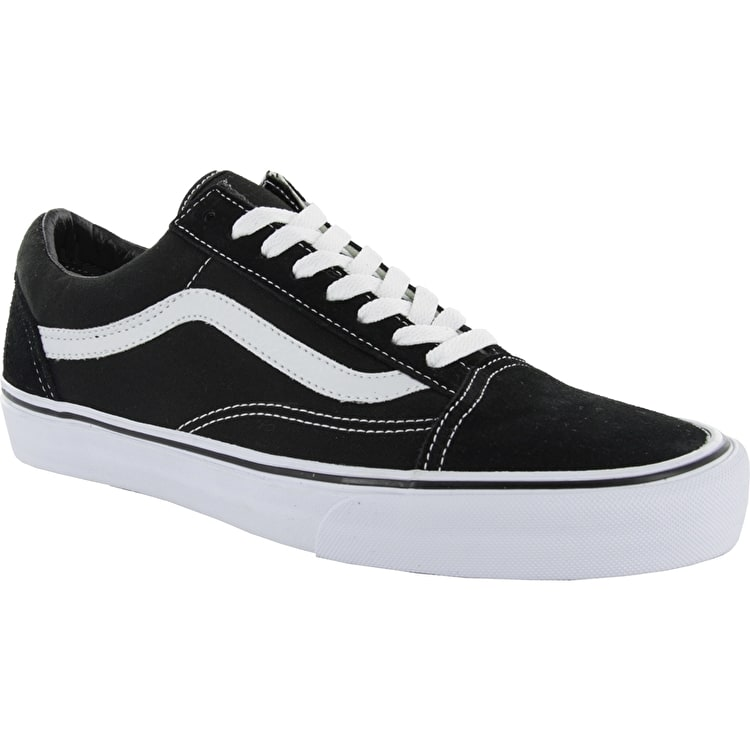 vans shoes black images