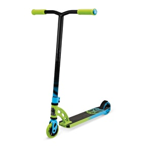 MGP VX6 Pro Complete Scooter - Lime/Blue