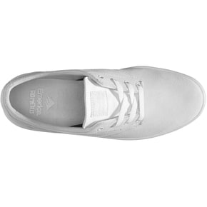 Emerica The Romero Laced Skate Shoes - White/White