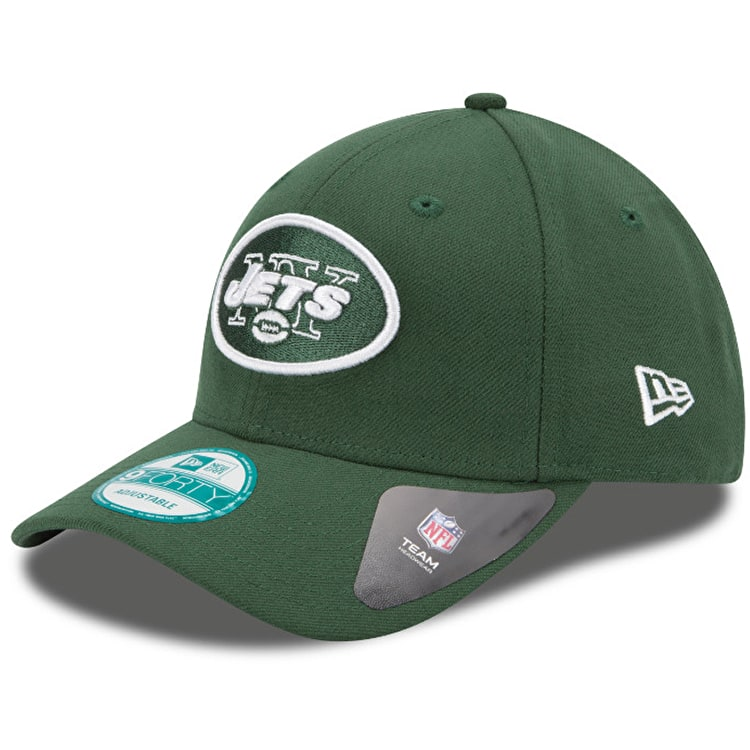 New Era New York Jets NFL The League 9FORTY Cap - Green