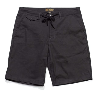 Grizzly Refuge Chino Shorts - Black