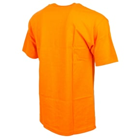 DGK G Is For Gun T-Shirt - Orange