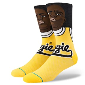 Stance Juicy Socks - Yellow