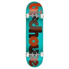 Birdhouse Stage 1 Opacity Complete Skateboard - Orange 8