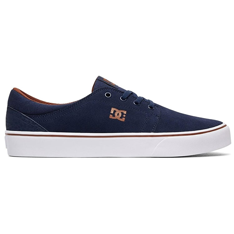 DC Trase SD Skate Shoes - Navy