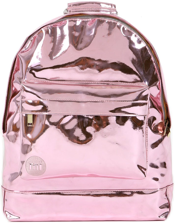 MiPac Mirror Backpack  Pink