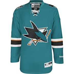 Reebok Official NHL Premier Jersey-San Jose Sharks