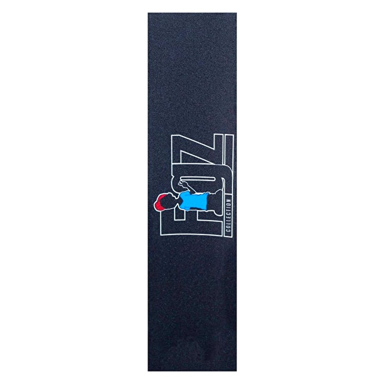 FIGZCollection Logo Pro Scooter Grip Tape