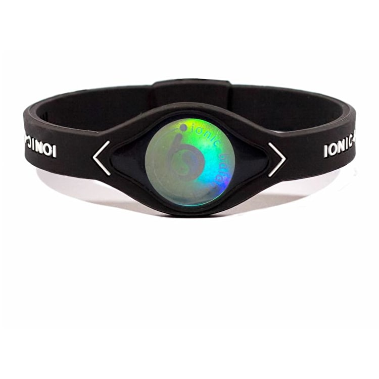 Team Ionic Bands Black and White