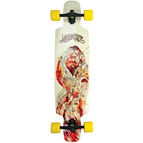 Landyachtz Drop Carve Waves 40