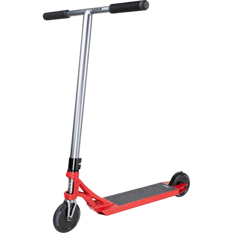 Blazer Pro FMK1 Stunt Scooter - Red/Grey