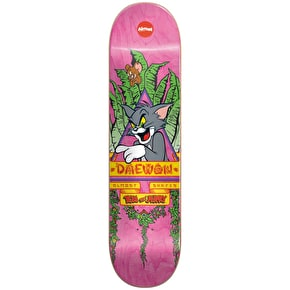 Almost Tom Big Panther R7 Skateboard Deck - Daewon 8.25