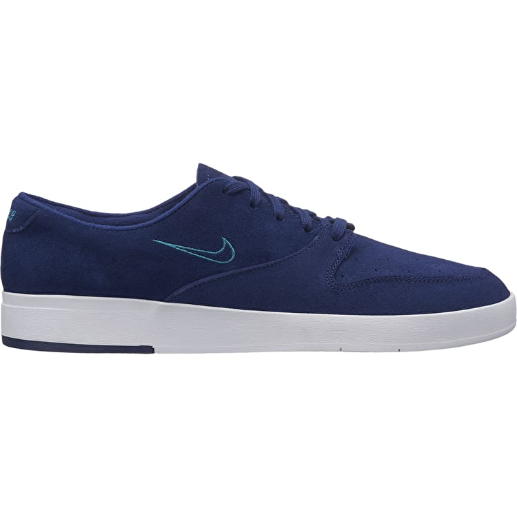 Nike SB Zoom P-Rod X Skate Shoes - Blue Void/Blue Void-Geode Teal/Monarch