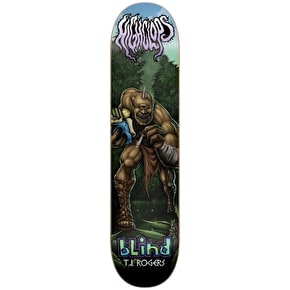 Blind Myth Series Highclops R7 Skateboard Deck - Rogers 8.25