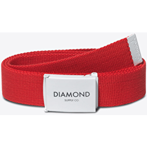 Diamond DLYC Belt - Red