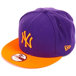 New Era 9Fifty NY Yankees Pop Out Snapback Cap