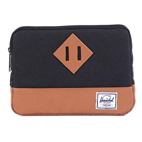 Herschel Heritage Sleeve for iPad Mini - Black (B-Stock)