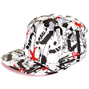 New Era 9Fifty SA Optic 9Fifty Snapback Cap