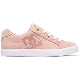 DC Chelsea SE Womens Skate Shoes - Pink/Parfait
