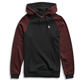 Etnies E-Base Hoodie - Black/Red