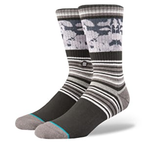 Stance Scenic Socks - Charcoal