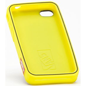 Vans iPhone 4/4S Case - Yellow