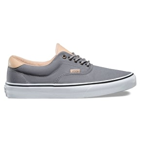 Vans Era 59 Skate Shoes - (Veggie Tan) Frost Grey/True White