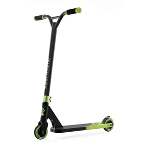 Slamm Assault Complete Scooter - Green