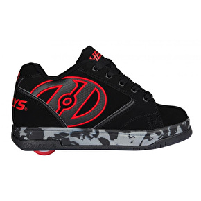 Heelys Propel 2.0 - Black/Red/Confetti