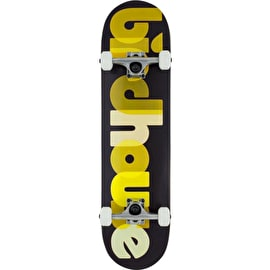 Birdhouse Stage 1 Opacity Complete Skateboard - Yellow 8