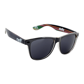 Neff Daily Sunglasses - Charcoal/Native