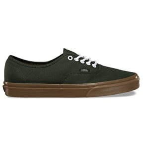 B-Stock Vans Authentic Skate Shoes - (Gumsole) Rosin/Light Gum UK 8 (box damage)