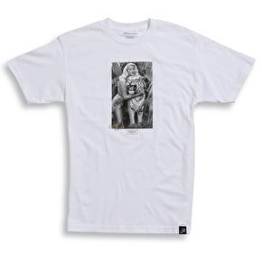 Primitive Tiger T-Shirt - White