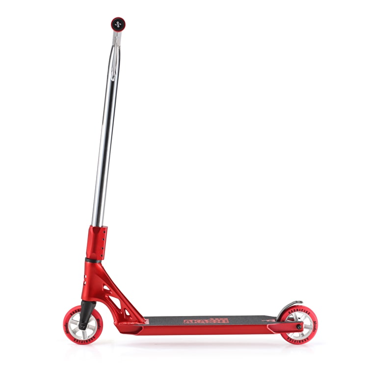 Sacrifice Akashi 110 Stunt Scooter - Cherry Red