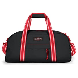 Eastpak Stand+ Duffle Bag - Blackout Dark