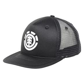 Element S Trucker Cap - Idaho Black