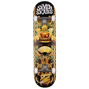 Seven Lucky Cat Complete Skateboard - 7.8