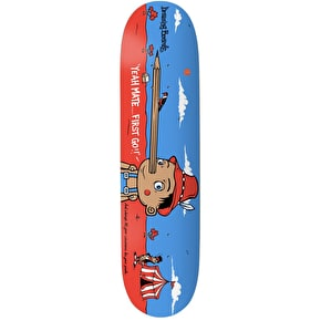 Drawing Boards Conscience Pinocchio Skateboard Deck - 8.25