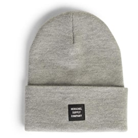 Herschel Abbott Beanie - Heather Light Grey