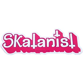 Skatanist-Doll Logo Sticker