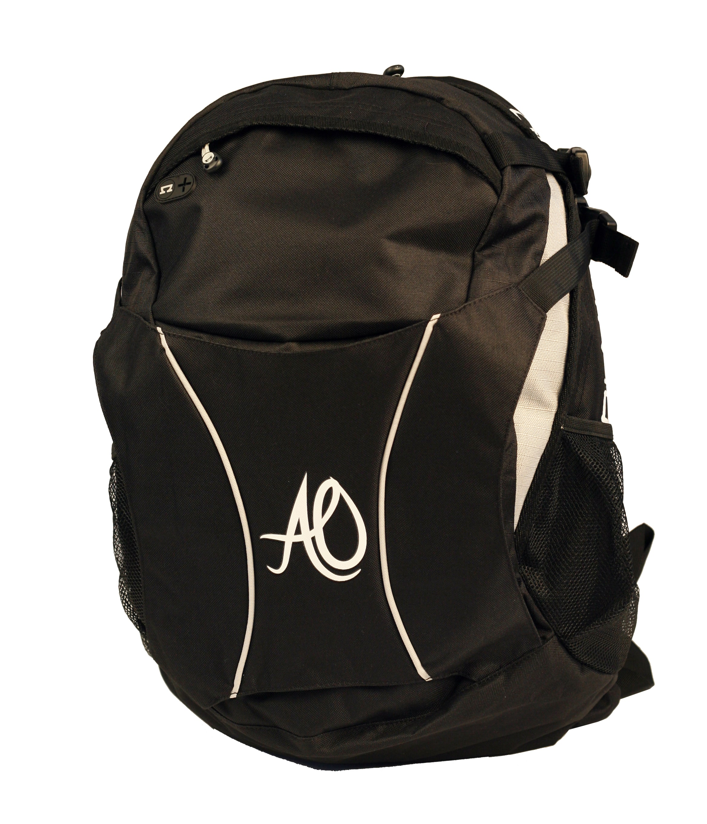Image of AO Backpack - Black/Grey