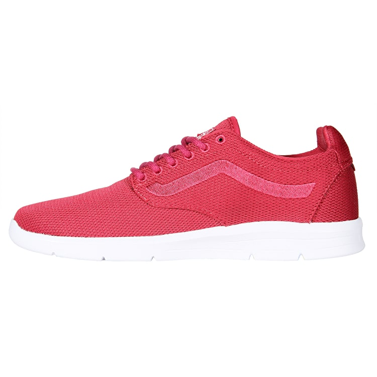 Vans Iso 1.5 Skate Shoes - Sangria