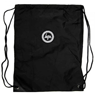 Hype Crest Gym Bag - Black