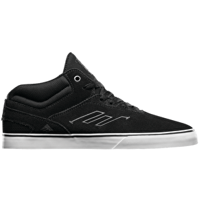 Emerica Westgate Mid Vulc Shoes - Black/White
