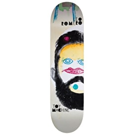 Toy Machine Abstract Skateboard Deck - Romero 8.25