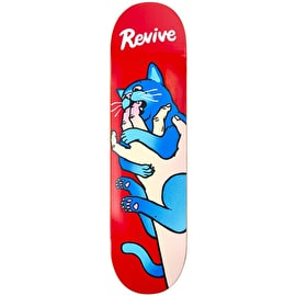 ReVive Cat VS Hand Skateboard Deck