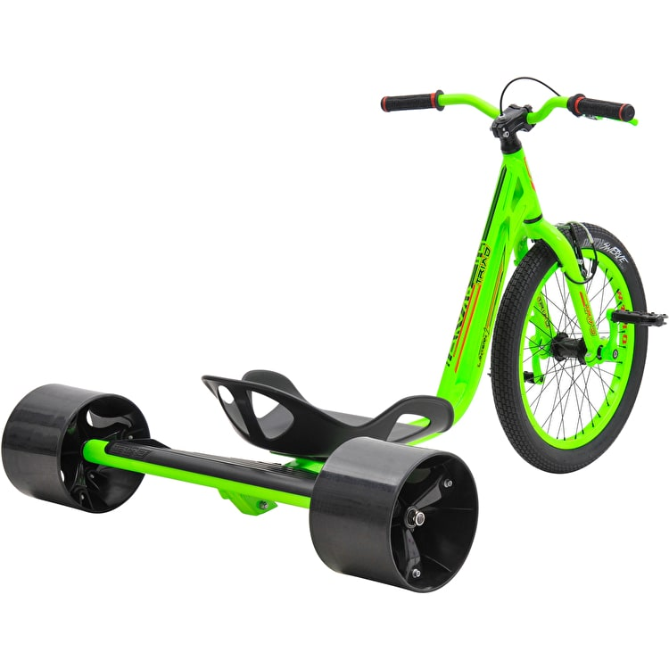 Triad Lantern 2 Drift Trike- Luminous Green
