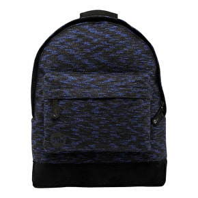 Mi-Pac Backpack - Space Dye Black/Blue