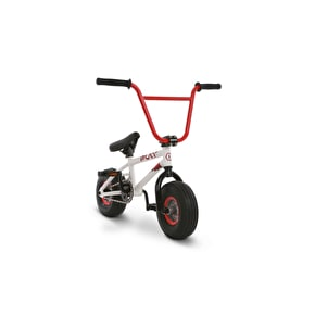 Bounce Play Mini BMX - White